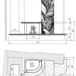 д2 эскизный чертеж