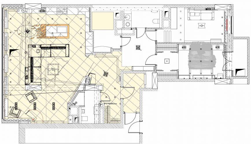 план квартиры а