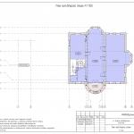 20 План пола второго этажа (pdf.io)