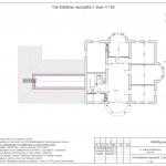 24 План возводимых перегородок 2 этажа (pdf.io)