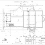9 Схема раположения стен фундаментных (pdf.io)