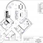 План планировки и расстановки мебели