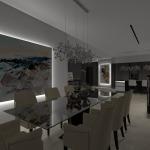 Кухня- столовая 11